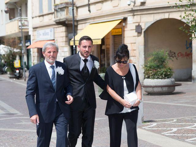 Il matrimonio di Marco e Valentina a Corsico, Milano 31