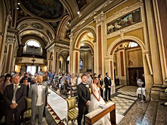 Il matrimonio di Marco e Valentina a Corsico, Milano 37