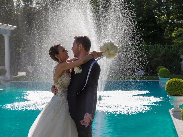 Il matrimonio di Marco e Valentina a Corsico, Milano 1