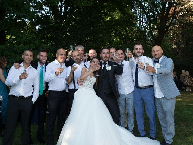 Il matrimonio di Marco e Valentina a Corsico, Milano 75