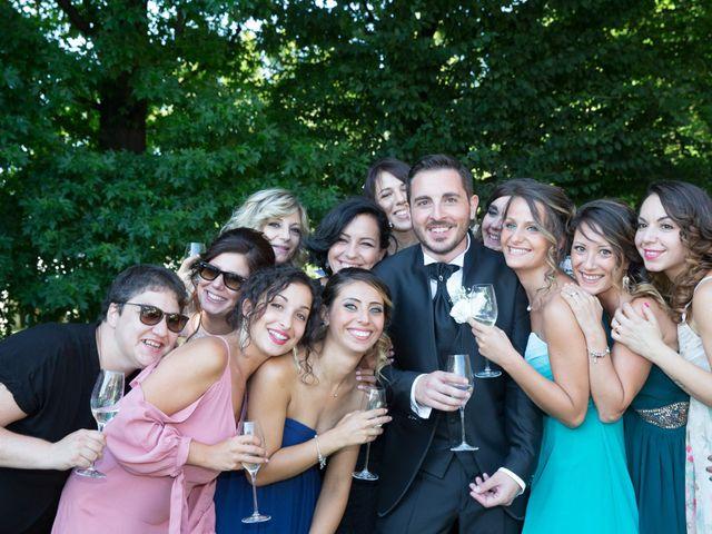 Il matrimonio di Marco e Valentina a Corsico, Milano 76