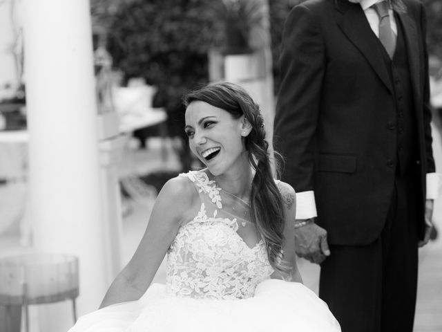 Il matrimonio di Marco e Valentina a Corsico, Milano 77