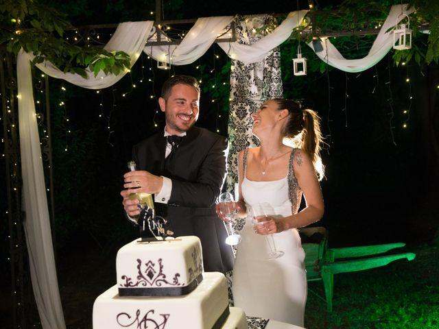 Il matrimonio di Marco e Valentina a Corsico, Milano 91