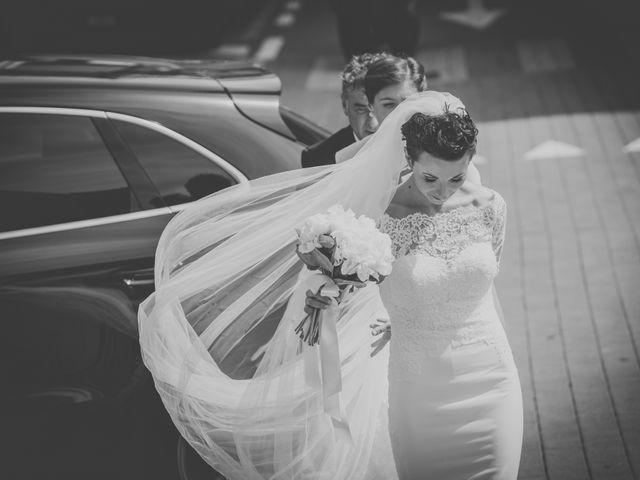 Il matrimonio di Daniele e Clarissa a Lissone, Monza e Brianza 8