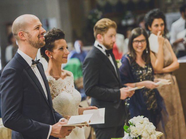 Il matrimonio di Daniele e Clarissa a Lissone, Monza e Brianza 9