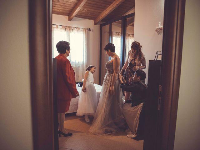 Il matrimonio di Samuele e Roberta a Villamassargia, Cagliari 51