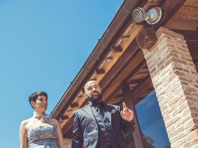 Il matrimonio di Samuele e Roberta a Villamassargia, Cagliari 85