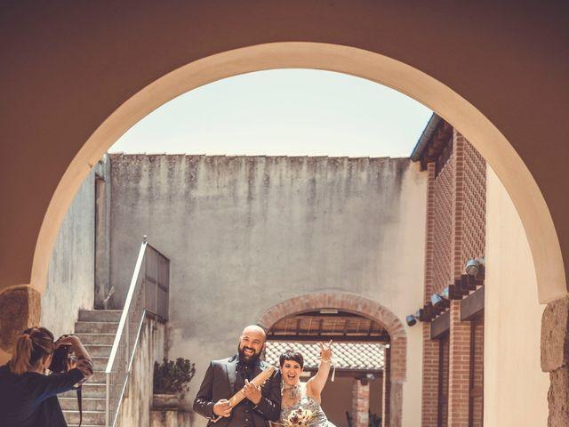 Il matrimonio di Samuele e Roberta a Villamassargia, Cagliari 90