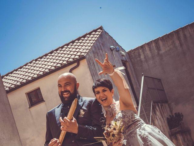 Il matrimonio di Samuele e Roberta a Villamassargia, Cagliari 91