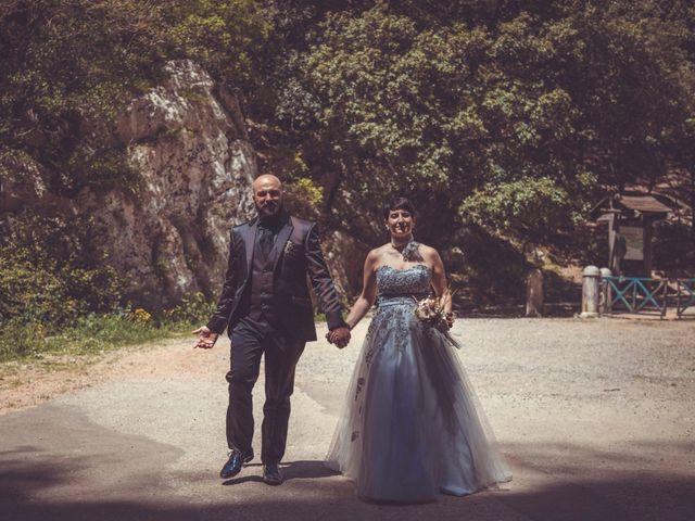 Il matrimonio di Samuele e Roberta a Villamassargia, Cagliari 92