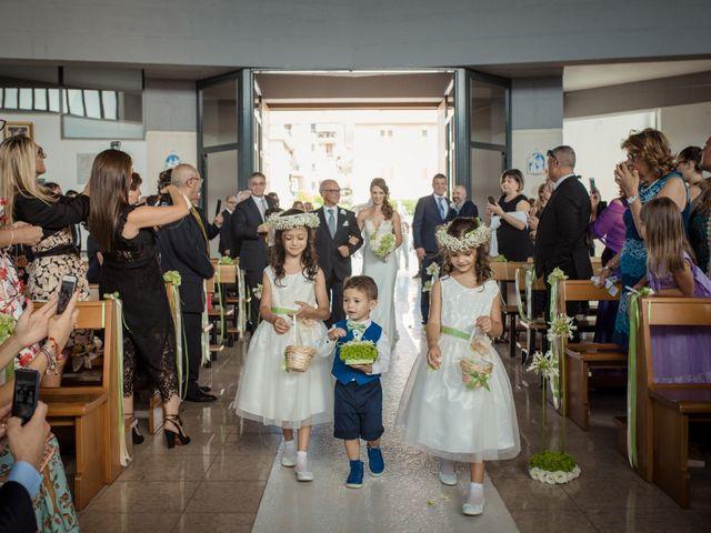 Il matrimonio di Ivana e Giuseppe a Lentini, Siracusa 21