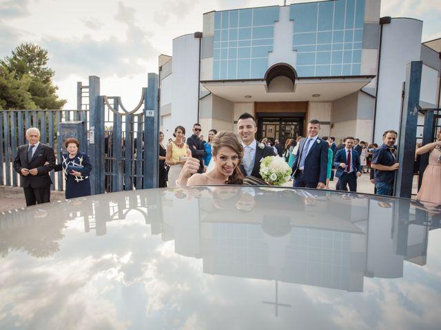 Il matrimonio di Ivana e Giuseppe a Lentini, Siracusa 28