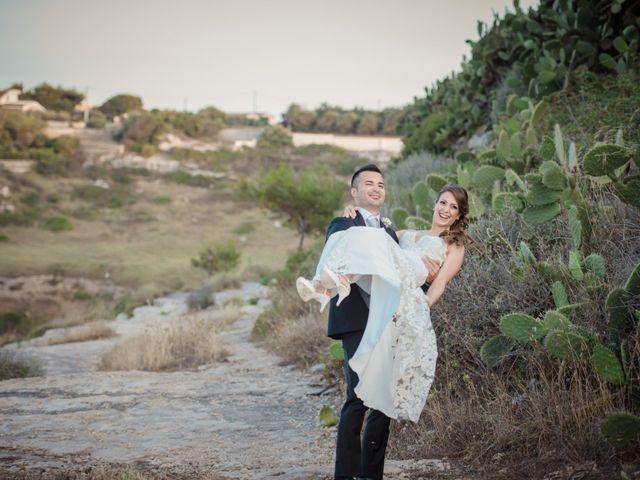 Il matrimonio di Ivana e Giuseppe a Lentini, Siracusa 30