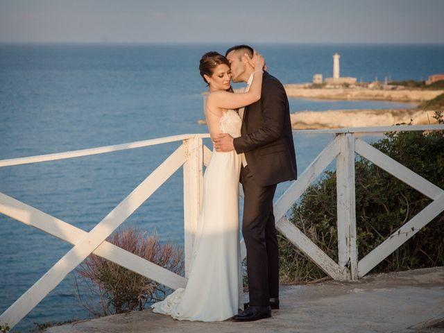 Il matrimonio di Ivana e Giuseppe a Lentini, Siracusa 37