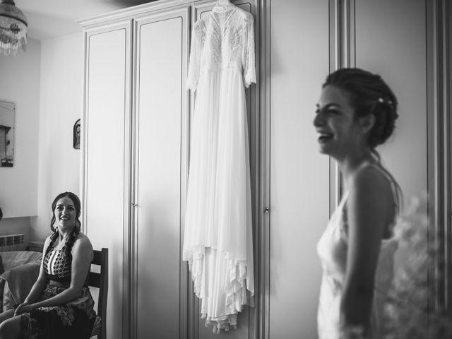 Il matrimonio di Alessandro e Marta a San Lorenzo in Campo, Pesaro - Urbino 24