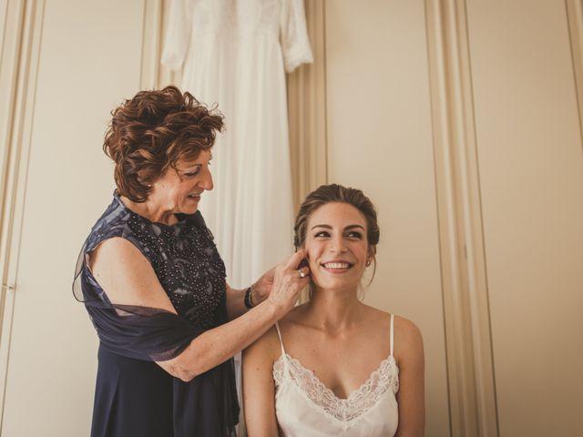 Il matrimonio di Alessandro e Marta a San Lorenzo in Campo, Pesaro - Urbino 25