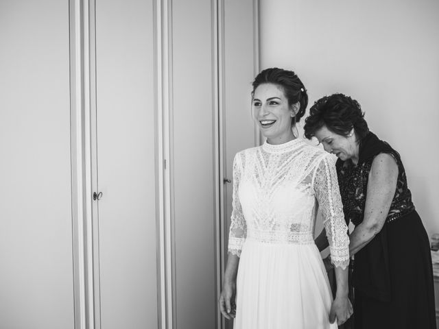 Il matrimonio di Alessandro e Marta a San Lorenzo in Campo, Pesaro - Urbino 27