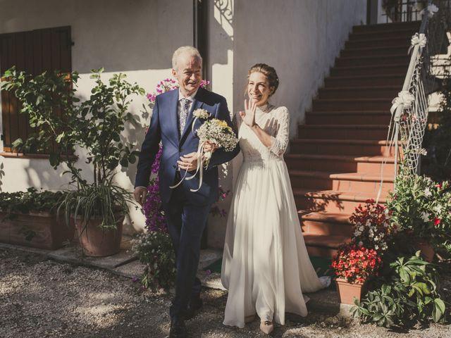 Il matrimonio di Alessandro e Marta a San Lorenzo in Campo, Pesaro - Urbino 32