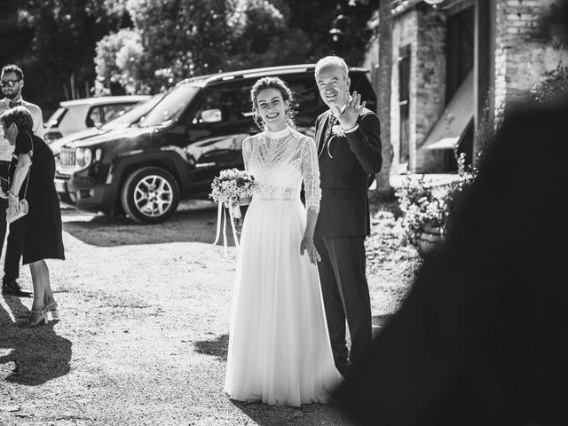 Il matrimonio di Alessandro e Marta a San Lorenzo in Campo, Pesaro - Urbino 33