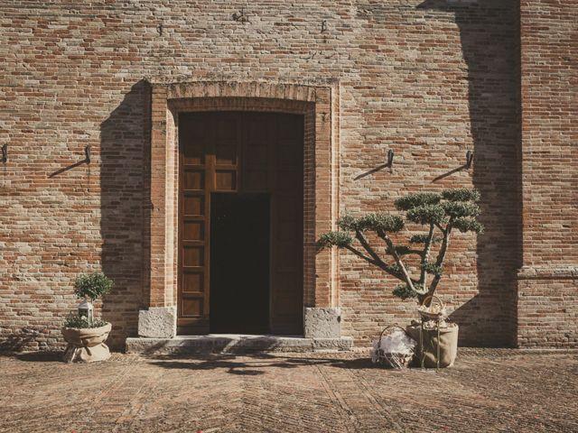 Il matrimonio di Alessandro e Marta a San Lorenzo in Campo, Pesaro - Urbino 35