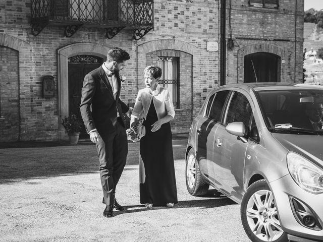 Il matrimonio di Alessandro e Marta a San Lorenzo in Campo, Pesaro - Urbino 38
