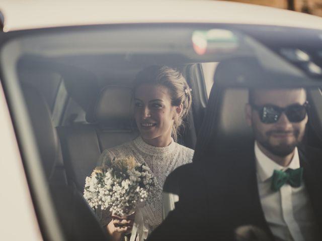 Il matrimonio di Alessandro e Marta a San Lorenzo in Campo, Pesaro - Urbino 40