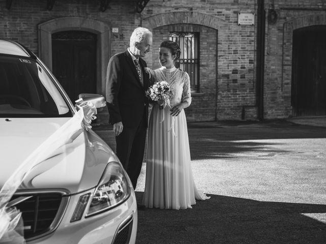 Il matrimonio di Alessandro e Marta a San Lorenzo in Campo, Pesaro - Urbino 41