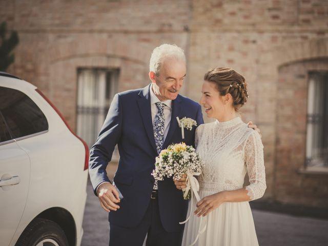 Il matrimonio di Alessandro e Marta a San Lorenzo in Campo, Pesaro - Urbino 42
