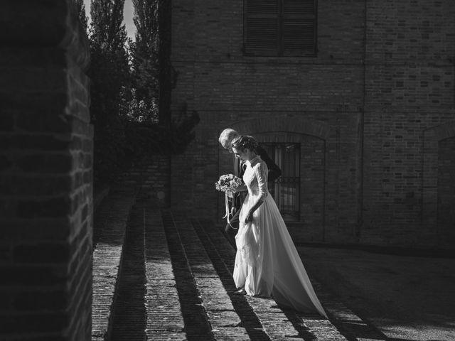 Il matrimonio di Alessandro e Marta a San Lorenzo in Campo, Pesaro - Urbino 43
