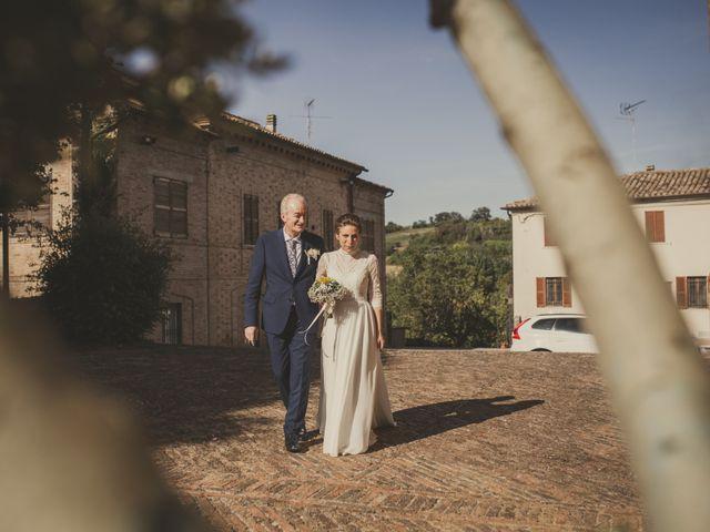 Il matrimonio di Alessandro e Marta a San Lorenzo in Campo, Pesaro - Urbino 44