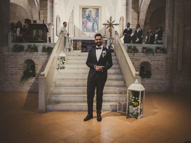 Il matrimonio di Alessandro e Marta a San Lorenzo in Campo, Pesaro - Urbino 45