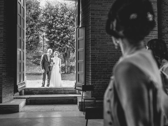 Il matrimonio di Alessandro e Marta a San Lorenzo in Campo, Pesaro - Urbino 46