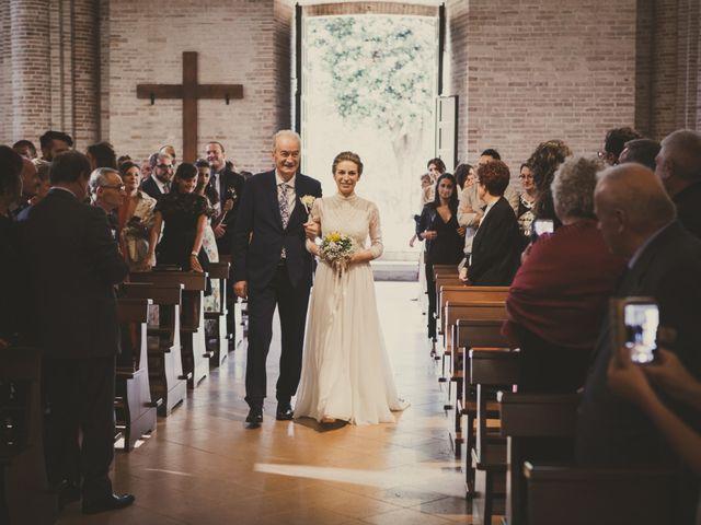 Il matrimonio di Alessandro e Marta a San Lorenzo in Campo, Pesaro - Urbino 48