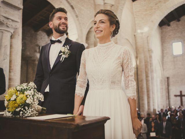 Il matrimonio di Alessandro e Marta a San Lorenzo in Campo, Pesaro - Urbino 50
