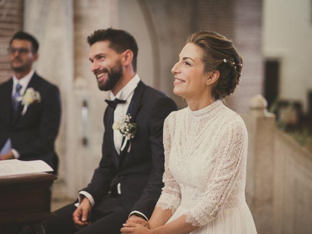 Il matrimonio di Alessandro e Marta a San Lorenzo in Campo, Pesaro - Urbino 53