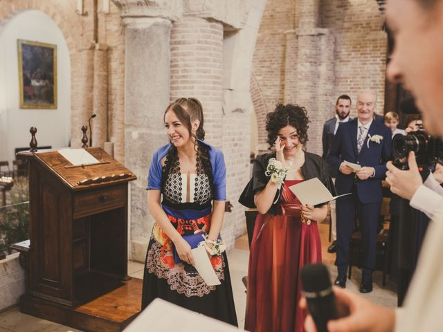 Il matrimonio di Alessandro e Marta a San Lorenzo in Campo, Pesaro - Urbino 54