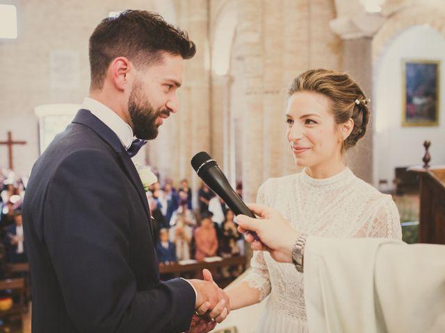 Il matrimonio di Alessandro e Marta a San Lorenzo in Campo, Pesaro - Urbino 55