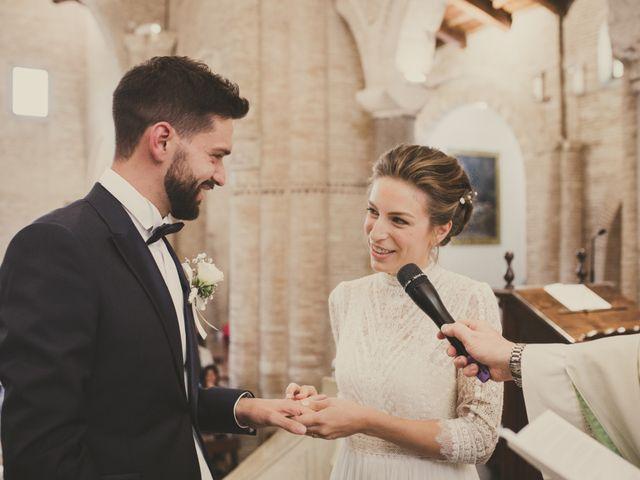 Il matrimonio di Alessandro e Marta a San Lorenzo in Campo, Pesaro - Urbino 58