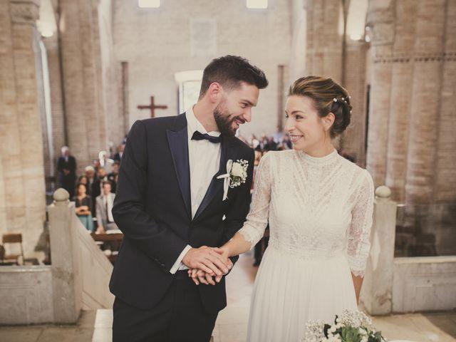 Il matrimonio di Alessandro e Marta a San Lorenzo in Campo, Pesaro - Urbino 59