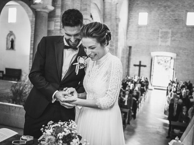Il matrimonio di Alessandro e Marta a San Lorenzo in Campo, Pesaro - Urbino 60