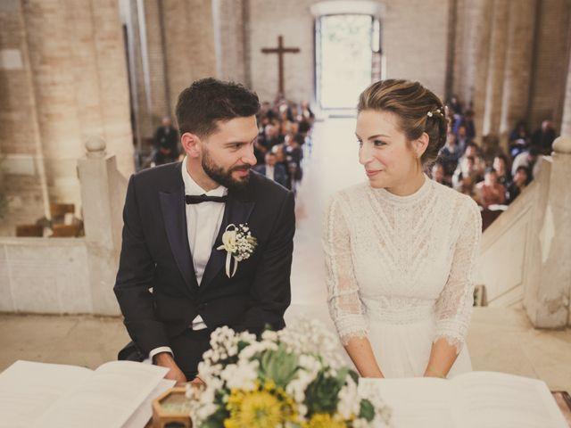 Il matrimonio di Alessandro e Marta a San Lorenzo in Campo, Pesaro - Urbino 62