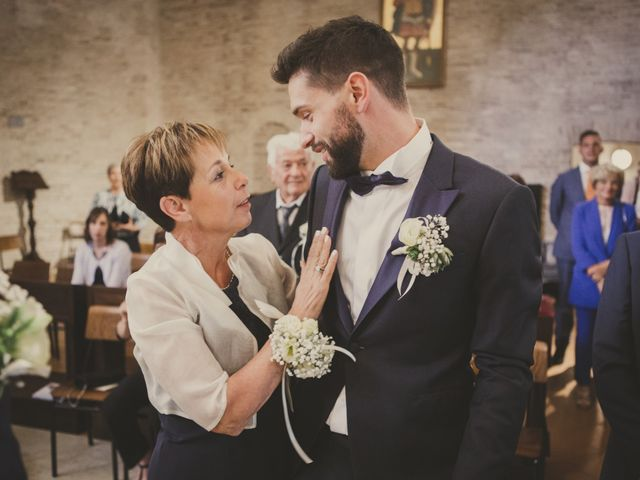 Il matrimonio di Alessandro e Marta a San Lorenzo in Campo, Pesaro - Urbino 63