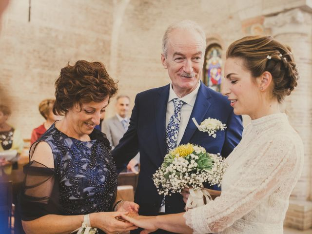 Il matrimonio di Alessandro e Marta a San Lorenzo in Campo, Pesaro - Urbino 64