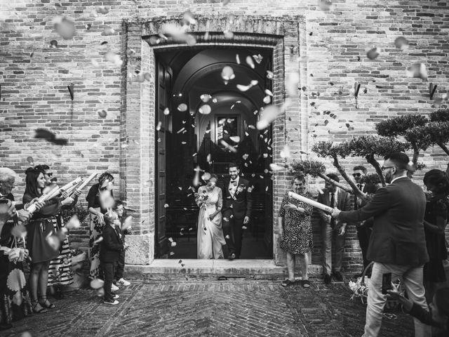 Il matrimonio di Alessandro e Marta a San Lorenzo in Campo, Pesaro - Urbino 66