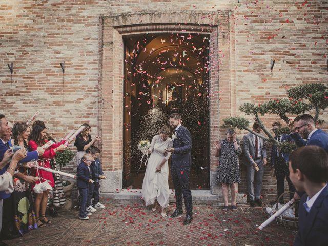 Il matrimonio di Alessandro e Marta a San Lorenzo in Campo, Pesaro - Urbino 68