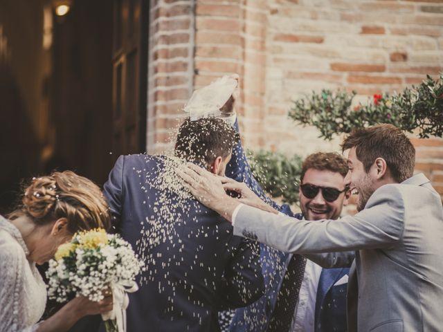 Il matrimonio di Alessandro e Marta a San Lorenzo in Campo, Pesaro - Urbino 69