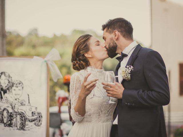 Il matrimonio di Alessandro e Marta a San Lorenzo in Campo, Pesaro - Urbino 70