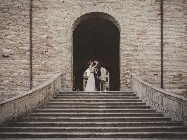 Il matrimonio di Alessandro e Marta a San Lorenzo in Campo, Pesaro - Urbino 72