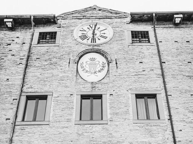 Il matrimonio di Alessandro e Marta a San Lorenzo in Campo, Pesaro - Urbino 73