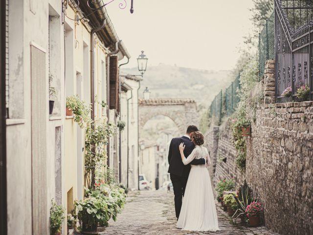 Il matrimonio di Alessandro e Marta a San Lorenzo in Campo, Pesaro - Urbino 75